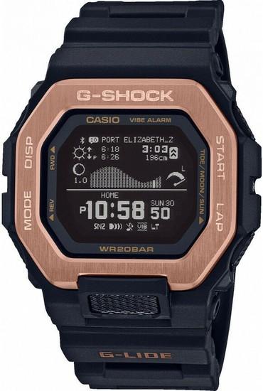 CASIO G-SHOCK G-LIDE GBX-100NS-4ER NIGHT SURFING SERIES