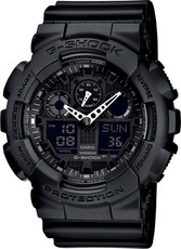 CASIO G-SHOCK GA 100-1A1