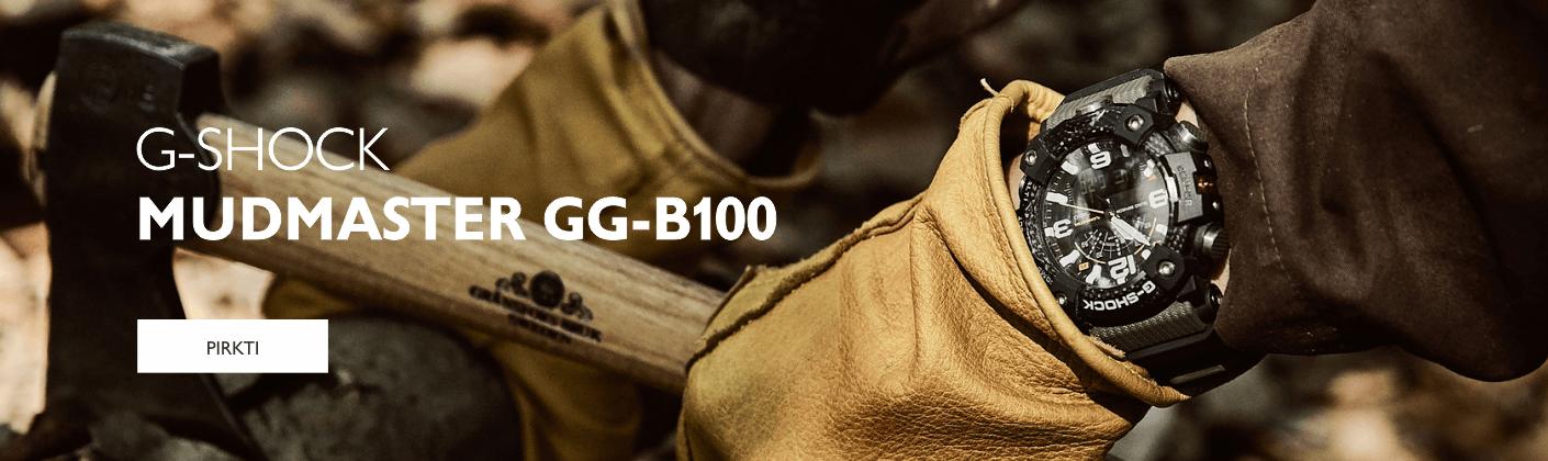 G-Shock GG-B100